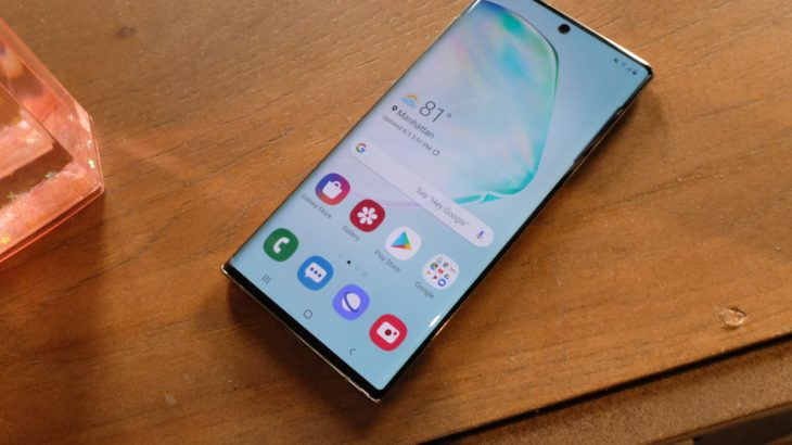 Galaxy Note 10 and Note 10+ officially Launched