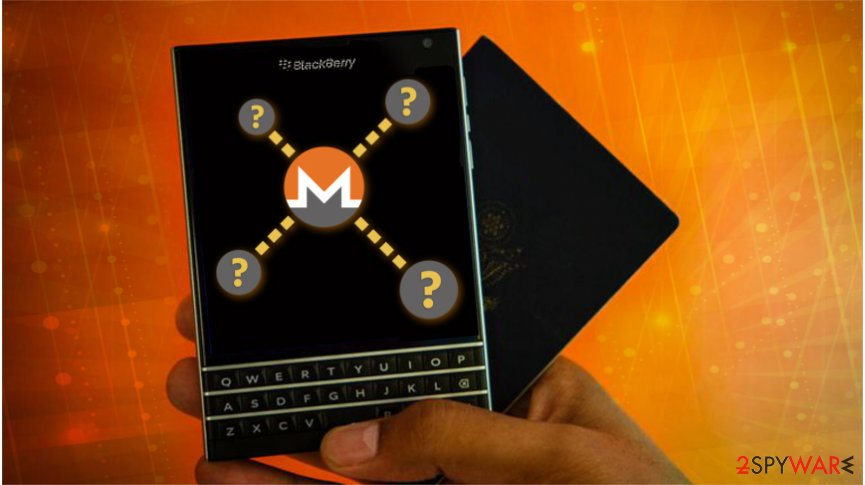 Malware on BlackBerry and Antiviruses