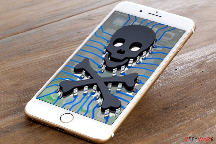 Malware on iPhone and Antiviruses