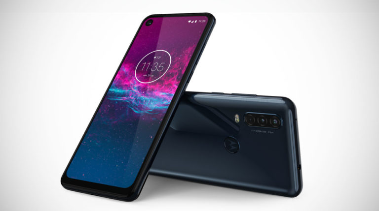 Motorola One Action, a budget phone that promises to be an action camera too!