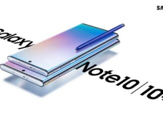 Confirmed by Samsung, the Note 10 comes in two sizes