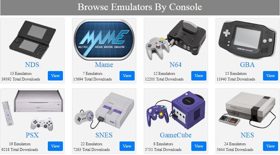 Use an emulator