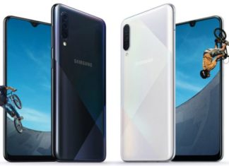Samsung brings the new models of the highly successful Galaxy A50 and A30 phones