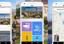 Google closes Trips app, switches the functions to Google Maps