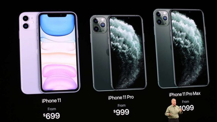 Meet the iPhone 11, 11 Pro and 11 Pro Max: Everything You Need to Know