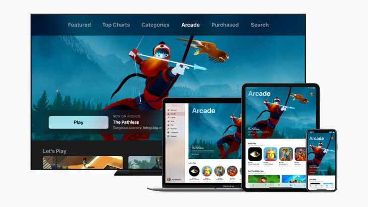 Apple Arcade is a paid subscription with access to over 100 games