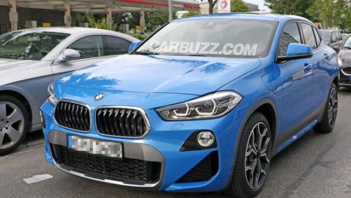 The all-new BMW X2 has begun testing (PHOTO)