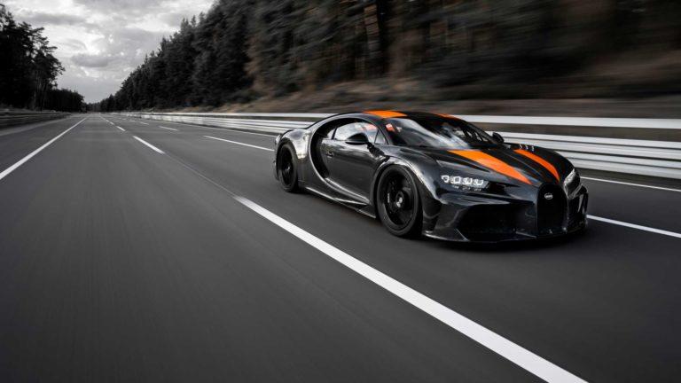 Meet the new King of Speed: Bugatti Chiron