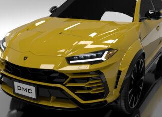 Lamborghini Urus BY DMC