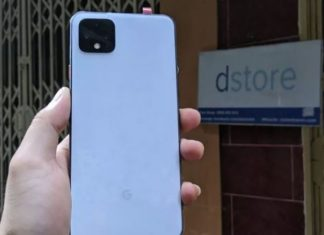 New Pixel 4 Photos Confirm the Key Specifications (PHOTO)