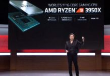 AMD postpones the debut of Ryzen 9 3950X 16-core processor cos of fear to high demand