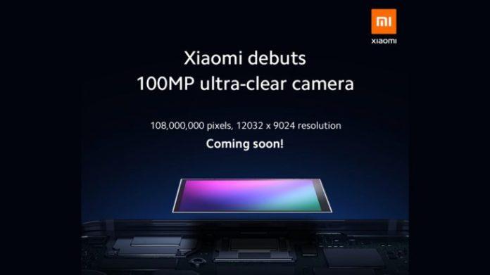 Xiaomi 108-megapixel Camera