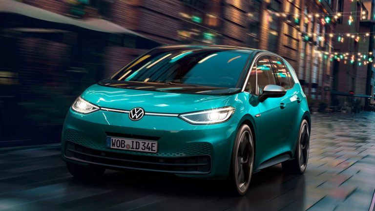 Volkswagen ID.3 Debuts: The First Fully Electric Car For The Masses