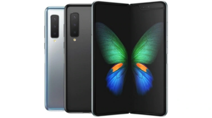 Samsung foldable phone on sale from September 6th