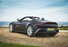 2020 Aston Martin Vantage Convertible