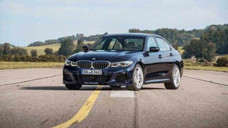 2020 BMW Alpina B3 is An Alternative to the M3