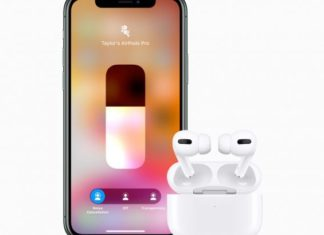 Apple Unveiled the Next Generation of Wireless Headphones: AirPods Pro