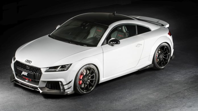 Audi TT RS-R by ABT Sportsline