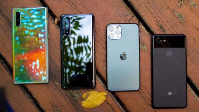 Camera Comparison: iPhone 11 Pro vs Galaxy Note 10 vs Google Pixel 3 vs Huawei P30 Pro
