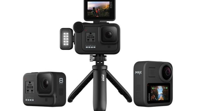 New GoPro, HERO8 Black and GoPro Max models launched