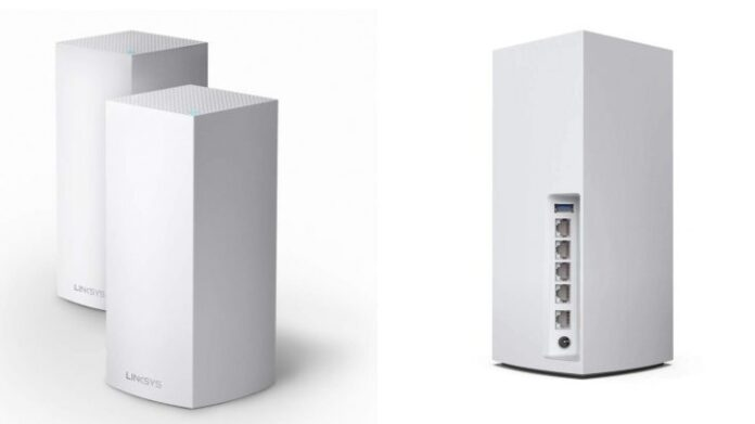 Linksys Velop are the Company's First Wi-Fi 6 Mesh Routers