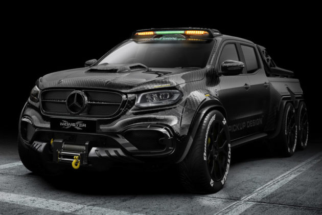 Mercedes Benz X Class EXY Monster X Concept 0 Hero 1087x725