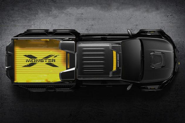 Mercedes Benz X Class EXY Monster X Concept 4
