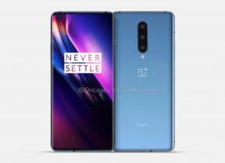 OnePlus 8 Pro wil bring changes to the selfie camera