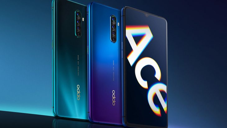Oppo's new phone, Reno Ace can be Charged at 100% for 30 Minutes