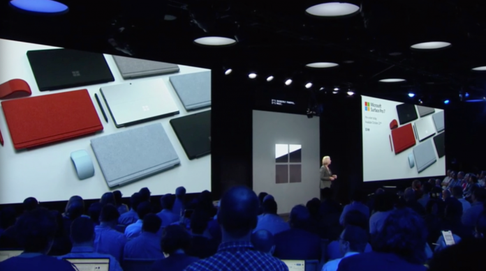 Microsoft unveils the 7th generation of Surface Pro: Surface Pro 7