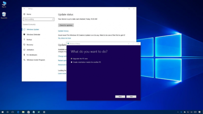 The Windows 10 November Update is now available for download