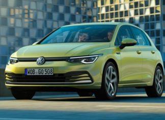 2020 Volkswagen Golf 8 Details