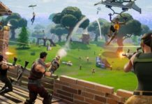 Epic Games launched the 2nd chapter of Fortnite