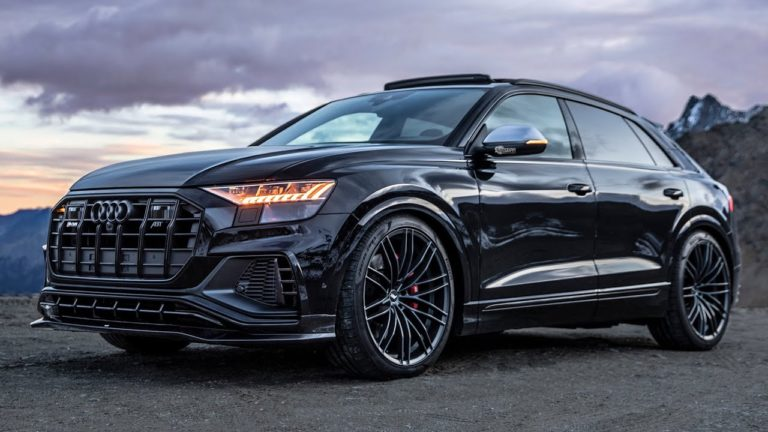 Audi SQ8 by ABT comes with 520 horsepower
