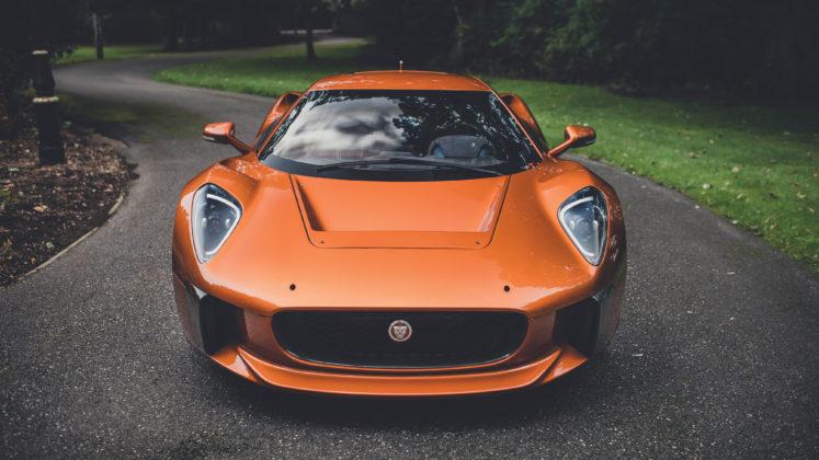 2015 jaguar cx75 spectre stunt car 06