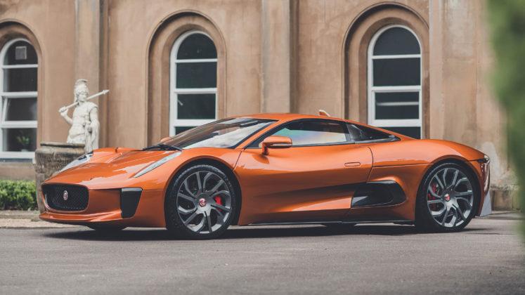 2015 jaguar cx75 spectre stunt car 28