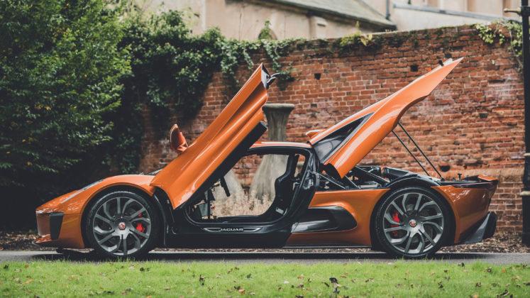 2015 jaguar cx75 spectre stunt car 31
