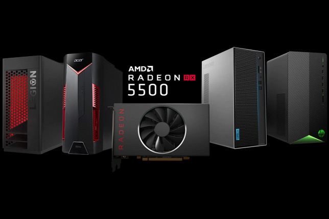 Radeon RX 5500 is the new king of 1080p gaming?