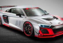 2020 Audi R8 LMS GT4