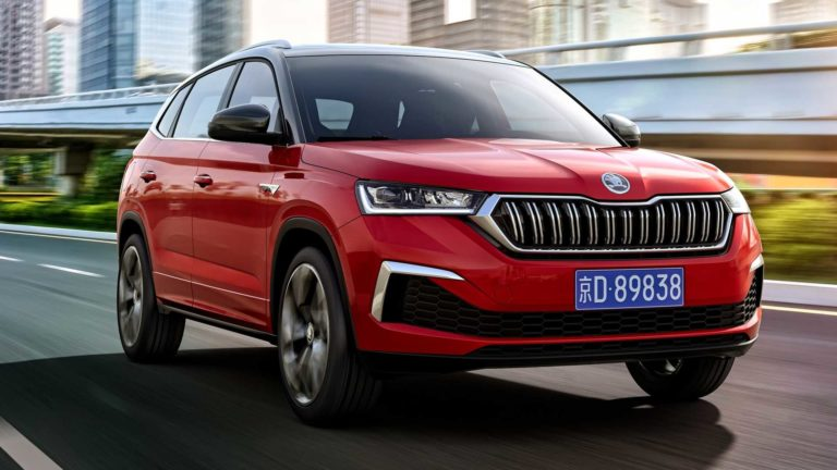 2020 Skoda Kamiq GT Unveiled for the China-Only market