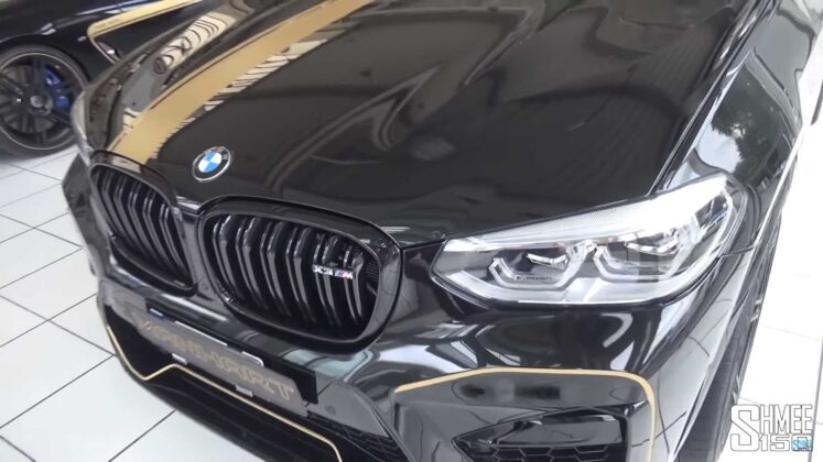 2020 bmw x3 m competition by manhart 12