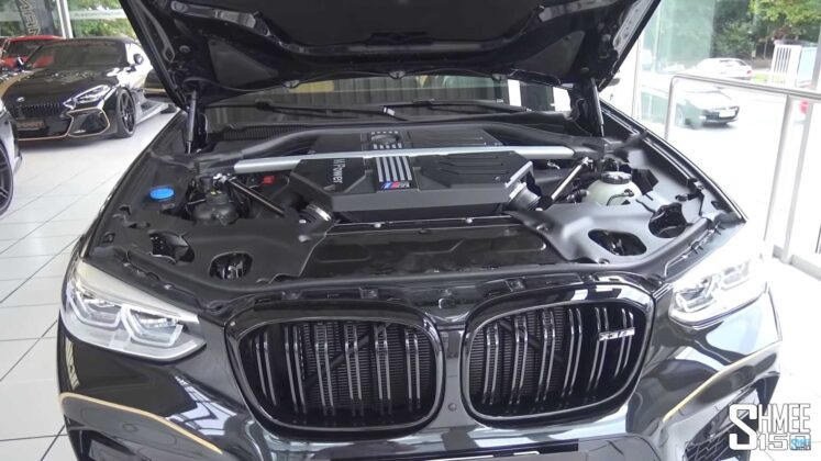 2020 bmw x3 m competition by manhart 14