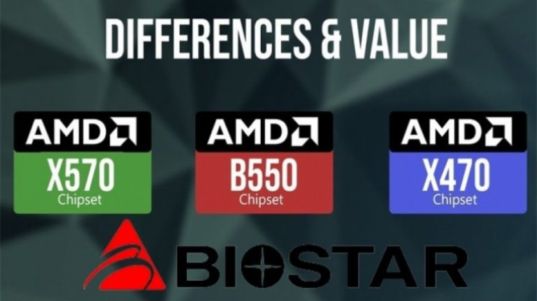 Biostar: AMD B550 and Intel 400 series motherboards are ready