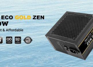 Antec NeoECO Gold Zen PSU