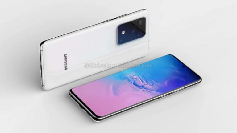 Galaxy S11+ visual concepts are here, may come with 5 cameras on the back