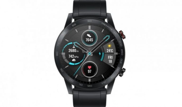 Honor Magic 2 Smartwatch Launched with a Battery that Lasts up to 14 days