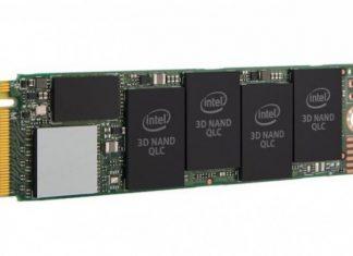 Intel 665p SSD