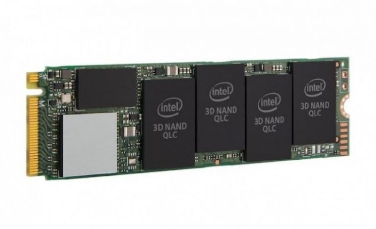 Intel brings the 665p SSD with the second-generation QLC NAND 96 layer
