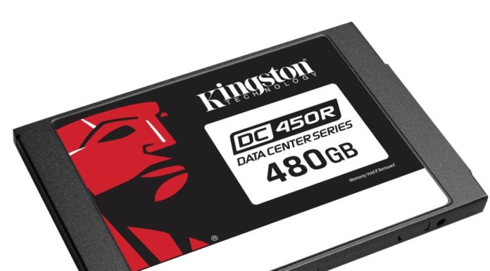 Kingston DC450R SSD