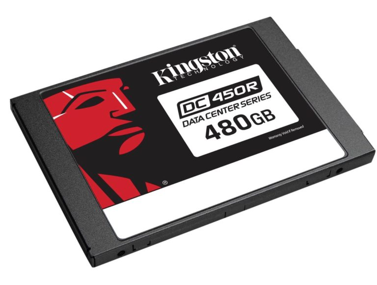 Kingston brings the new DC450R SSD drive